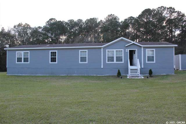 11220 NW 157th Street, Alachua, FL 32615 (MLS #441736) :: The Curlings Group
