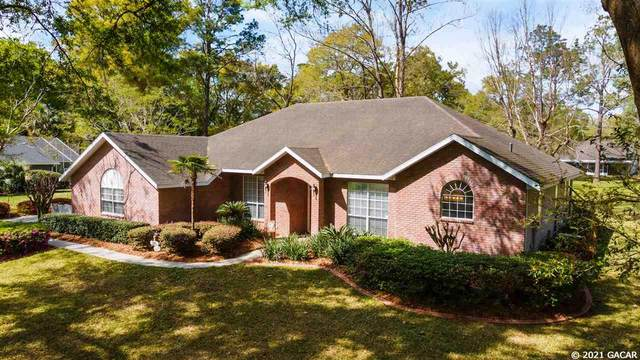 6420 NW 105th Avenue, Alachua, FL 32615 (MLS #441771) :: The Curlings Group