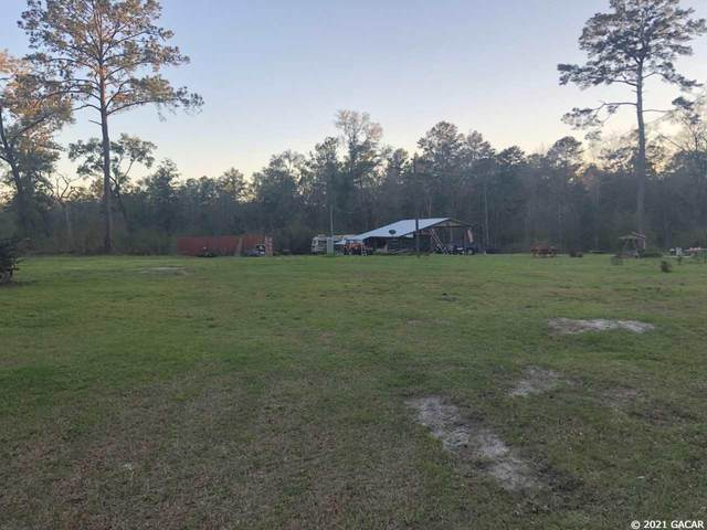 000 SW 99th Avenue, Lake Butler, FL 32054 (MLS #441966) :: The Curlings Group