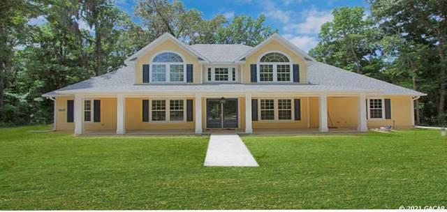 16607 NW 32nd Avenue, Newberry, FL 32669 (MLS #442035) :: Abraham Agape Group