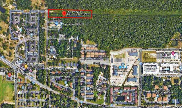 1405 SW 42nd Street, Gainesville, FL 32607 (MLS #442095) :: Pepine Realty