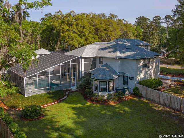 7815 NW 20TH Lane, Gainesville, FL 32605 (MLS #442570) :: Rabell Realty Group