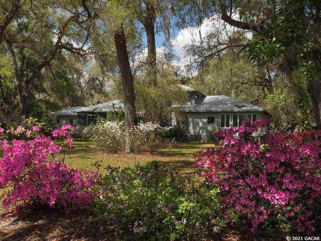 8323 SW 103 Avenue, Gainesville, FL 32608 (MLS #443141) :: The Curlings Group