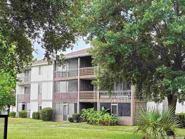 6519 W Newberry Road #911, Gainesville, FL 32605 (MLS #443227) :: Rabell Realty Group