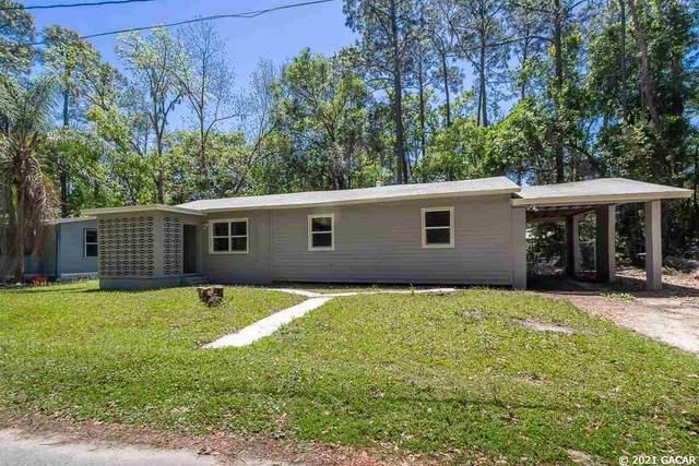 2113 NE 4th Avenue, Gainesville, FL 32641 (MLS #443250) :: Pepine Realty