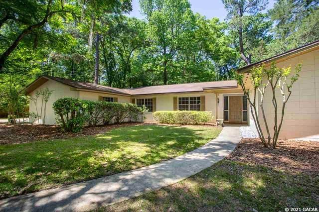 7720 NW 41st Avenue, Gainesville, FL 32606 (MLS #443337) :: Abraham Agape Group