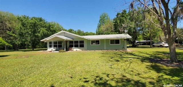 3850 SE County Road 326, Morriston, FL 32668 (MLS #443373) :: Abraham Agape Group