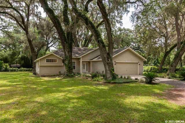 6505 SW 135TH Place, Archer, FL 32618 (MLS #443528) :: Abraham Agape Group
