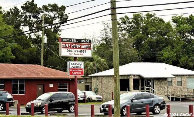 1271 Cassat Street, Jacksonville, FL 32205 (MLS #443535) :: The Curlings Group