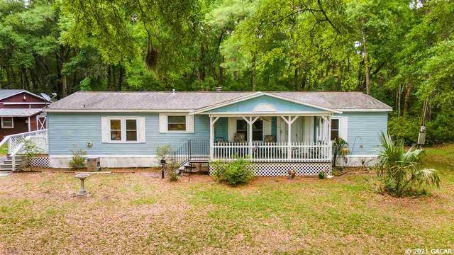 24902 NW 32ND Avenue, Newberry, FL 32669 (MLS #443538) :: Rabell Realty Group
