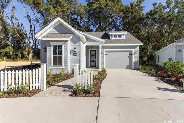 1414 NW 132nd Boulevard, Newberry, FL 32669 (MLS #443845) :: Abraham Agape Group