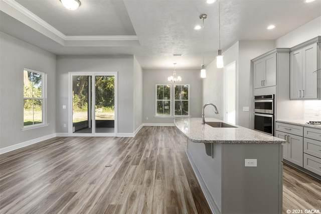 1366 NW 132nd Boulevard, Newberry, FL 32669 (MLS #443847) :: Abraham Agape Group