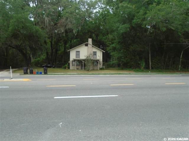 1602 SW Williston Road, Gainesville, FL 32607 (MLS #443858) :: Pepine Realty