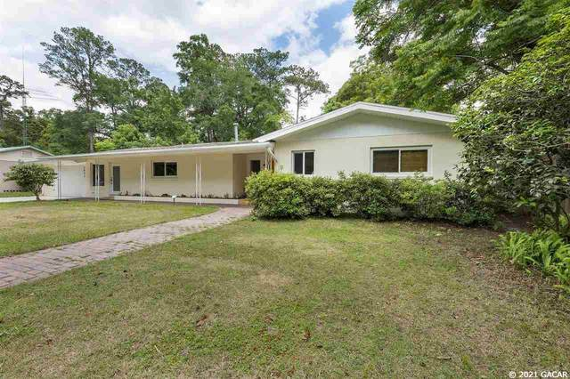 3923 NW 14 Street, Gainesville, FL 32605 (MLS #443956) :: The Curlings Group