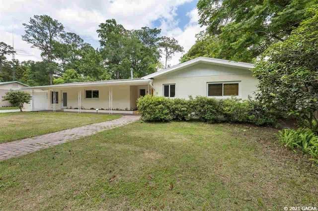 3923 NW 14 Street, Gainesville, FL 32605 (MLS #443956) :: Abraham Agape Group