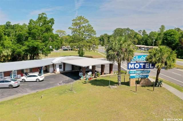 19544 NW Us Highway 441, High Springs, FL 32643 (MLS #443981) :: Pepine Realty
