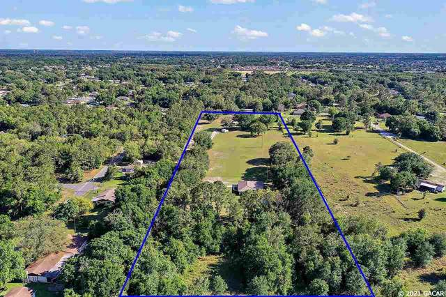 15964 SE 92nd Terrace, Summerfield, FL 34491 (MLS #444028) :: Rabell Realty Group