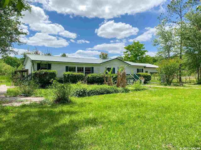3018 NW County Road 125, Lawtey, FL 32058 (MLS #444121) :: Better Homes & Gardens Real Estate Thomas Group