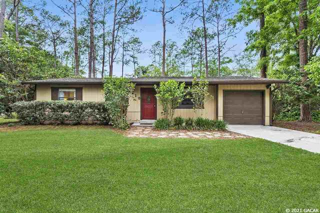 4510 NW 27th Terrace, Gainesville, FL 32605 (MLS #444325) :: The Curlings Group