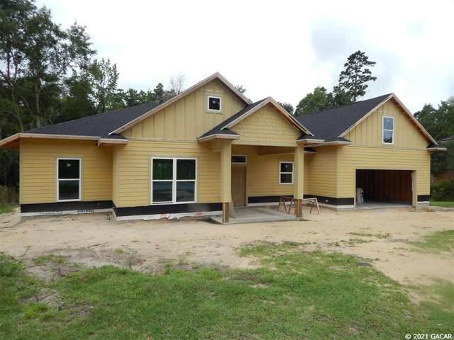 7593 White Oaks Road, Alachua, FL 32615 (MLS #444386) :: Abraham Agape Group