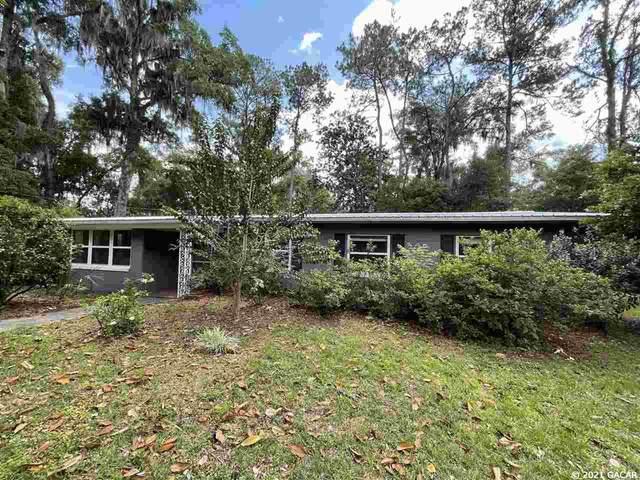 1421 NW 10th Street, Gainesville, FL 32601 (MLS #444416) :: Pepine Realty
