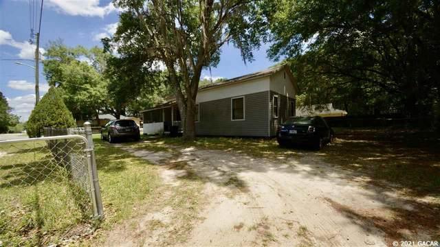 851 SE 23 Street, Gainesville, FL 32641 (MLS #444617) :: The Curlings Group