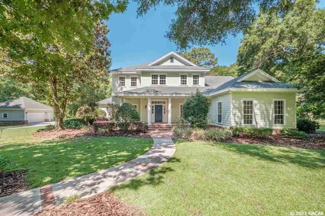 6312 SW 99th Street, Gainesville, FL 32608 (MLS #444690) :: Pepine Realty