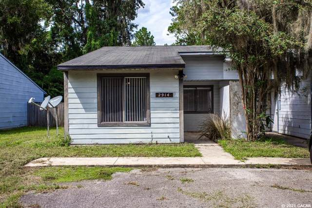 2914 SW 39 Avenue, Gainesville, FL 32608 (MLS #444794) :: The Curlings Group