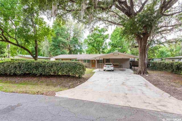 4128 NW 36 Street, Gainesville, FL 32605 (MLS #445201) :: The Curlings Group