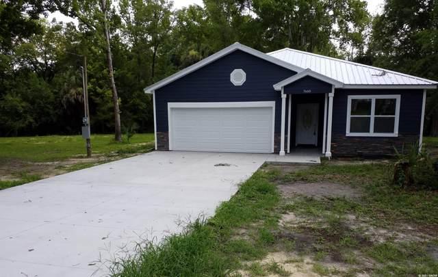 7600 Lake Avenue, Fanning Springs, FL 32693 (MLS #445277) :: The Curlings Group