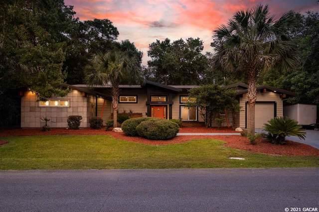 1415 NE 7th Street, Gainesville, FL 32601 (MLS #445387) :: Abraham Agape Group