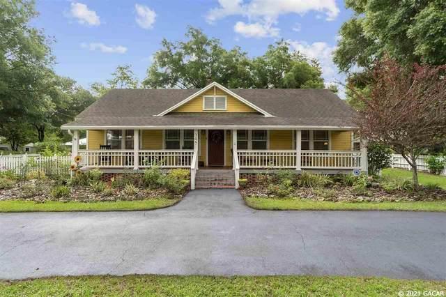 345 SW 255th Street, Newberry, FL 32669 (MLS #445498) :: Abraham Agape Group