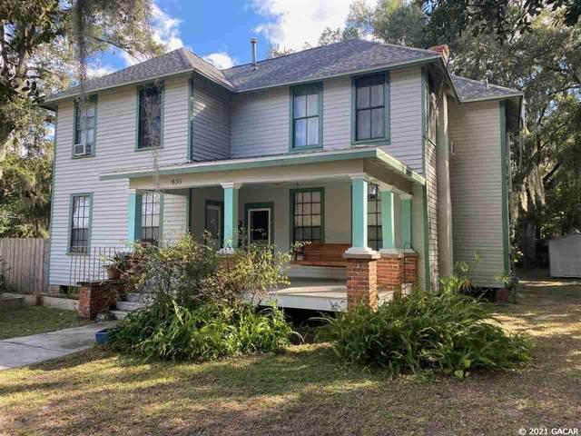 835 Ne 3rd Avenue, Gainesville, FL 32601 (MLS #446017) :: Better Homes & Gardens Real Estate Thomas Group