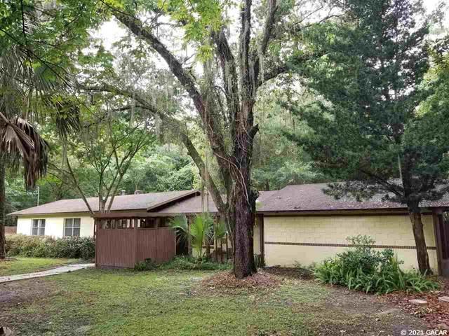 10 SW 41st Street, Gainesville, FL 32607 (MLS #446192) :: Abraham Agape Group