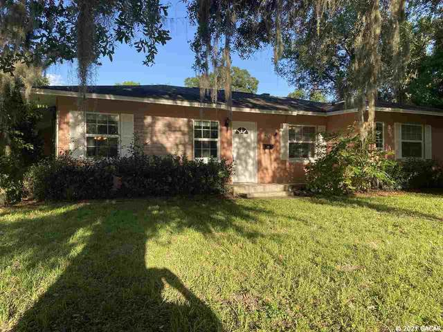 625 NW 19 Street, Gainesville, FL 32603 (MLS #446398) :: The Curlings Group
