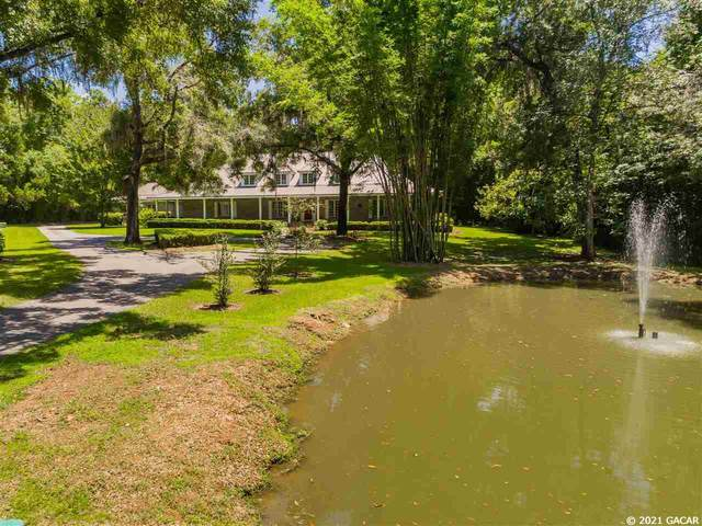 2257 NW 31ST Avenue, Gainesville, FL 32605 (MLS #446402) :: Abraham Agape Group