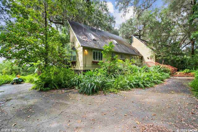 5410 SE 185TH Avenue, Micanopy, FL 32667 (MLS #446464) :: Better Homes & Gardens Real Estate Thomas Group