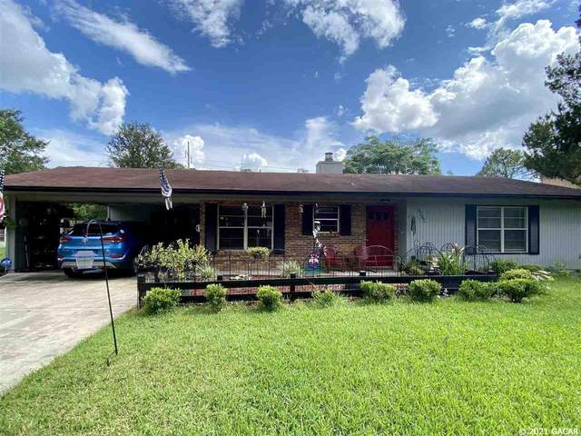 2419 NW 54TH Avenue, Gainesville, FL 32653 (MLS #446690) :: The Curlings Group