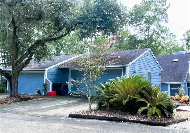 5328 NW 9TH Lane, Gainesville, FL 32605 (MLS #447496) :: The Curlings Group