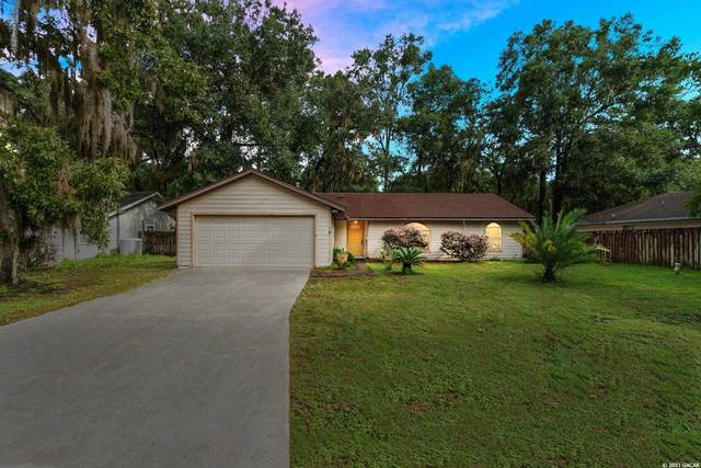 5202 NW 30TH Lane, Gainesville, FL 32606 (MLS #447850) :: The Curlings Group