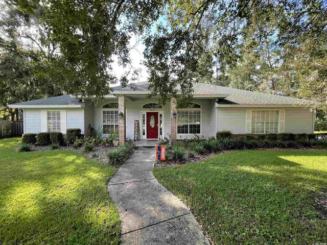 6850 NW 40th Drive, Gainesville, FL 32653 (MLS #448035) :: Pepine Realty