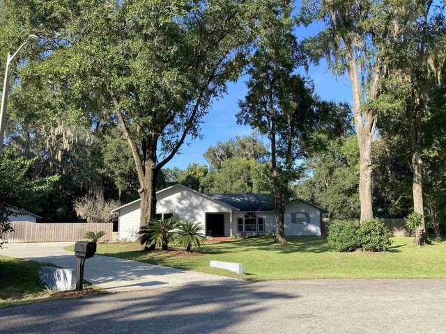 3707 SW 80TH Drive, Gainesville, FL 32608 (MLS #448109) :: Abraham Agape Group