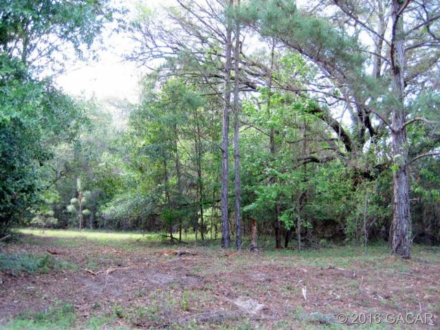 00 NW 73rd Trail, Bell, FL 32619 (MLS #373241) :: Thomas Group Realty