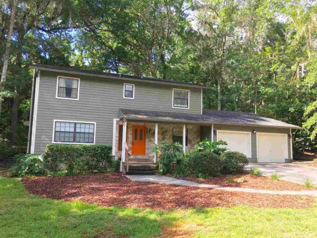 3521 NW 23rd Place, Gainesville, FL 32605 (MLS #404439) :: Thomas Group Realty