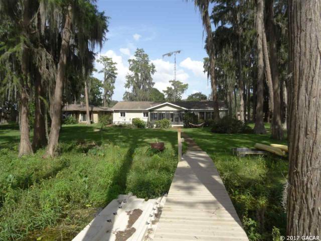 210 SE 5th Avenue, Melrose, FL 32666 (MLS #407545) :: Florida Homes Realty & Mortgage