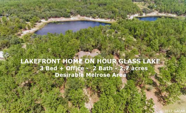 168 Hour Glass Circle, Hawthorne, FL 32640 (MLS #408489) :: OurTown Group