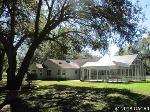 27424 NW 193rd Avenue, High Springs, FL 32643 (MLS #409392) :: OurTown Group