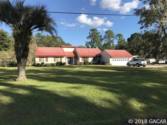 559 SE 5th Avenue, Melrose, FL 32666 (MLS #409696) :: Florida Homes Realty & Mortgage