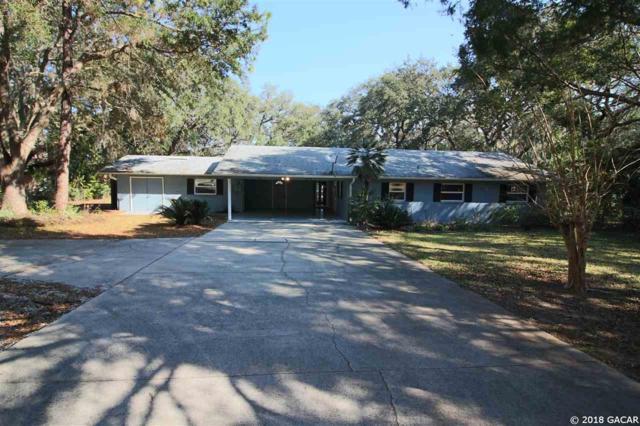 6490 Woodland Drive, Keystone Heights, FL 32656 (MLS #411087) :: Thomas Group Realty