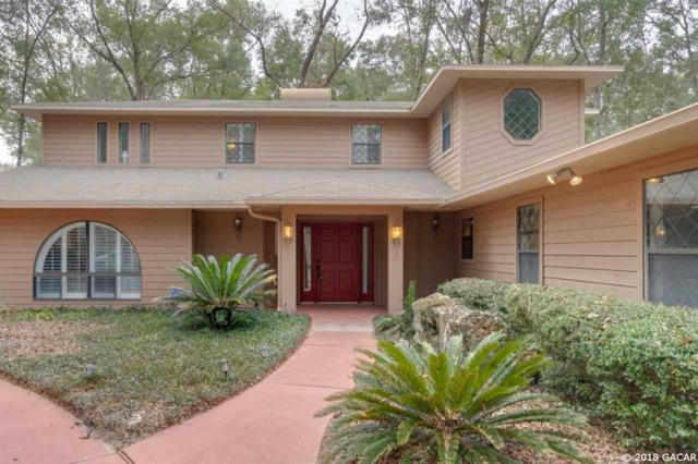 8609 SW 20th Road, Gainesville, FL 32607 (MLS #411187) :: Florida Homes Realty & Mortgage